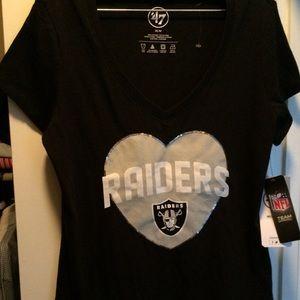 NFL 47  Raiders T-Shirt